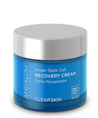 Andalou Naturals Argan Stem Cell Recovery Cream 198x238 - Skin care routine
