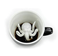 CREATURE CUPS Cthulhu Ceramic