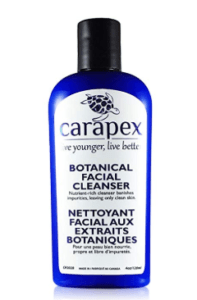 Carapex Botanical Facial Cleanser 197x300 - Skin care routine