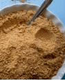 brown and white sugar natural recipe for skin care