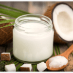 coconut extract and coconut oil natural recipe for face care
