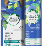 herbal essences new foam conditioner